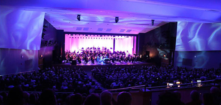 Barnstable Performing Arts Center Cape Symphony Orchestra